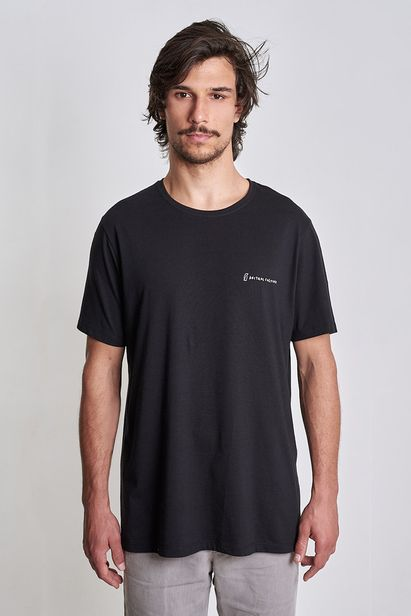 camiseta-sunset-surf-preto-plain