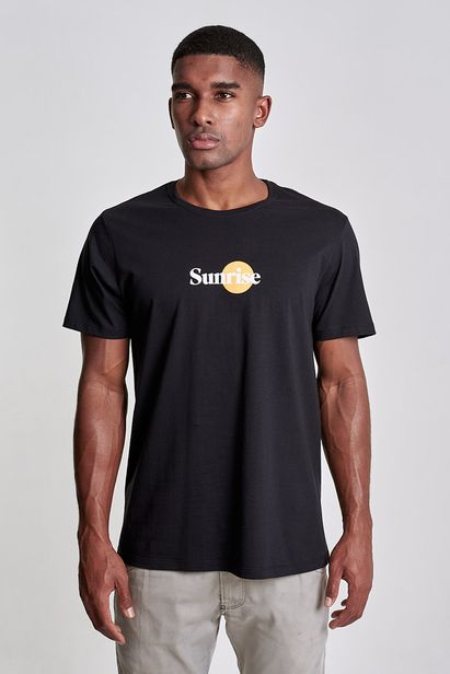 camiseta-sunrise-preto-plain